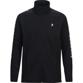 Peak Performance Rider Veste zippée Homme, black